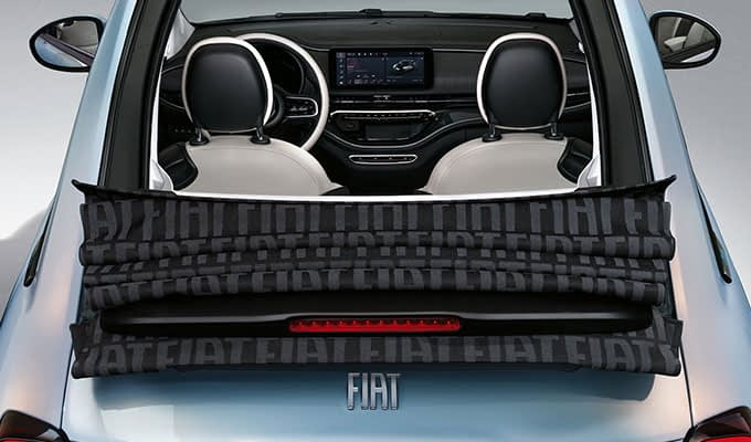 Fiat 500 Electric Cabrio